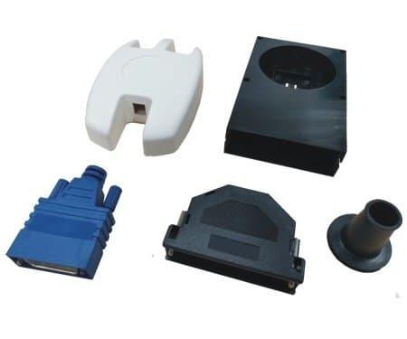 塑膠及橡膠射出配件